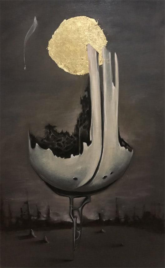 Giulio Canepa Art Pittura Metafora