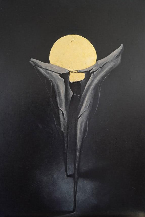 Giulio Canepa Art Pittura Ricerca Essere Nella Dualità