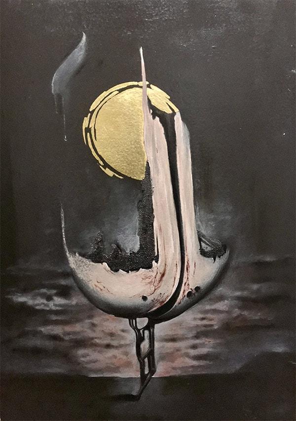 Giulio Canepa Art Pittura Metafora 02 001